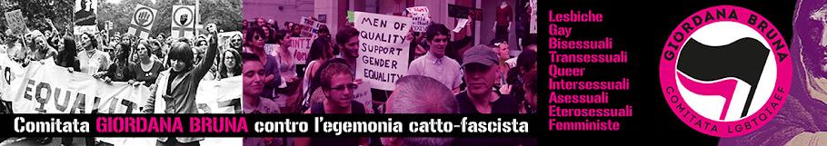 Giordana Bruna - Comitata LGBTQIAEF