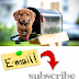 How to add E-mail subscription in blog ?