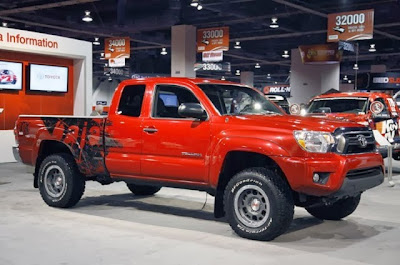 2014 Toyota Tacoma Redesign