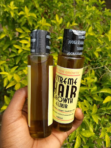 Extreme Hair Growth Elixir. Whatsapp 08105788445 to order! Worldwide delivery!