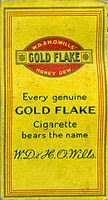 Gold Flake cigarettes
