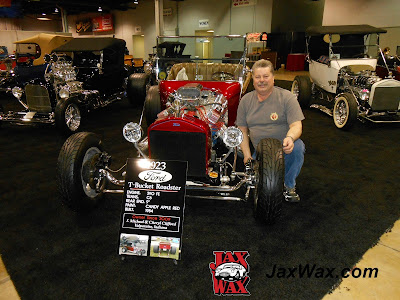 1923 Ford T-Bucket Jax Wax Chicago World of Wheels