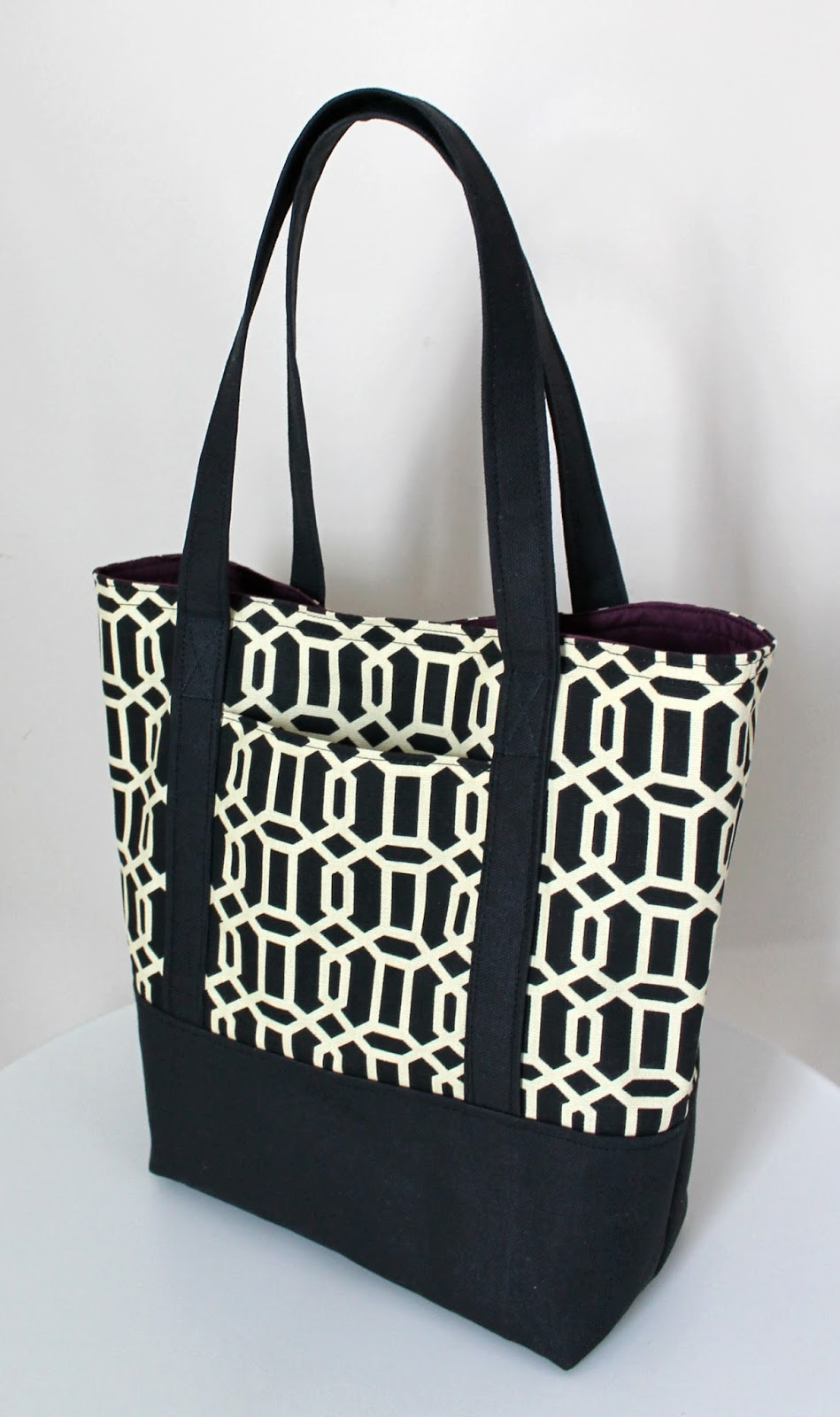 Lined Shoulder Bag Pattern 101
