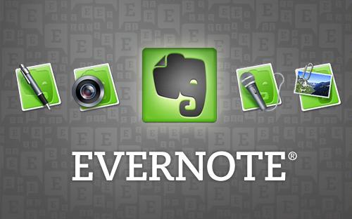 5 Perusahaan Teknologi yang Bangkit dari Kehancuran, Evernote, Evernote Wallpaper