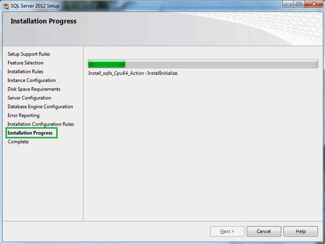 How to Install SQL Server 2012 Express     10
