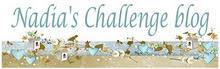 Nadia's challeng blog