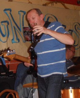 János Mihalovivcs rythmguitar