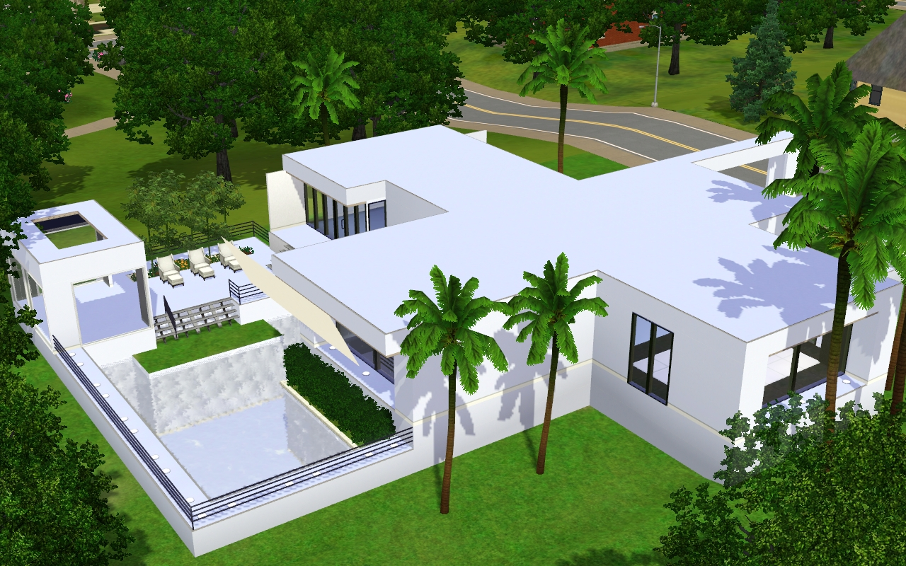 Sims 3 easy house designs joy studio design gallery for Simple sims 3 house plans