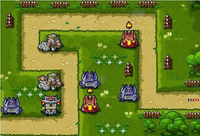 Với biểu tượng những bao gạo bất hủ, Tower Defense là một trong những game chiến thuật khá thành công trong dòng web game chiến thuật năm 2013