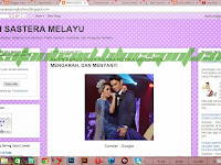 :: Review Blog #8 :: MNH Sastera Melayu !