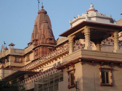 Krishna Janmabhoomi Temple mathura