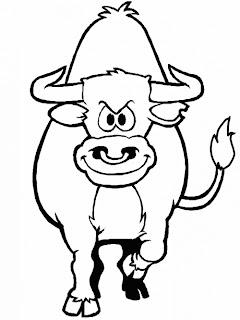 Dibujos de Toros