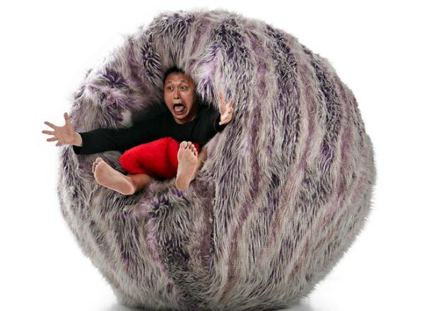 Moyee monster chair by jason goh 0