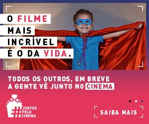 #JuntosPeloCinema