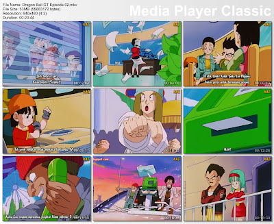 Download Film / Anime Dragon Ball GT Episode 02 Bahasa Indonesia