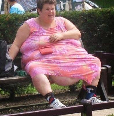 Women fat midget foto 46