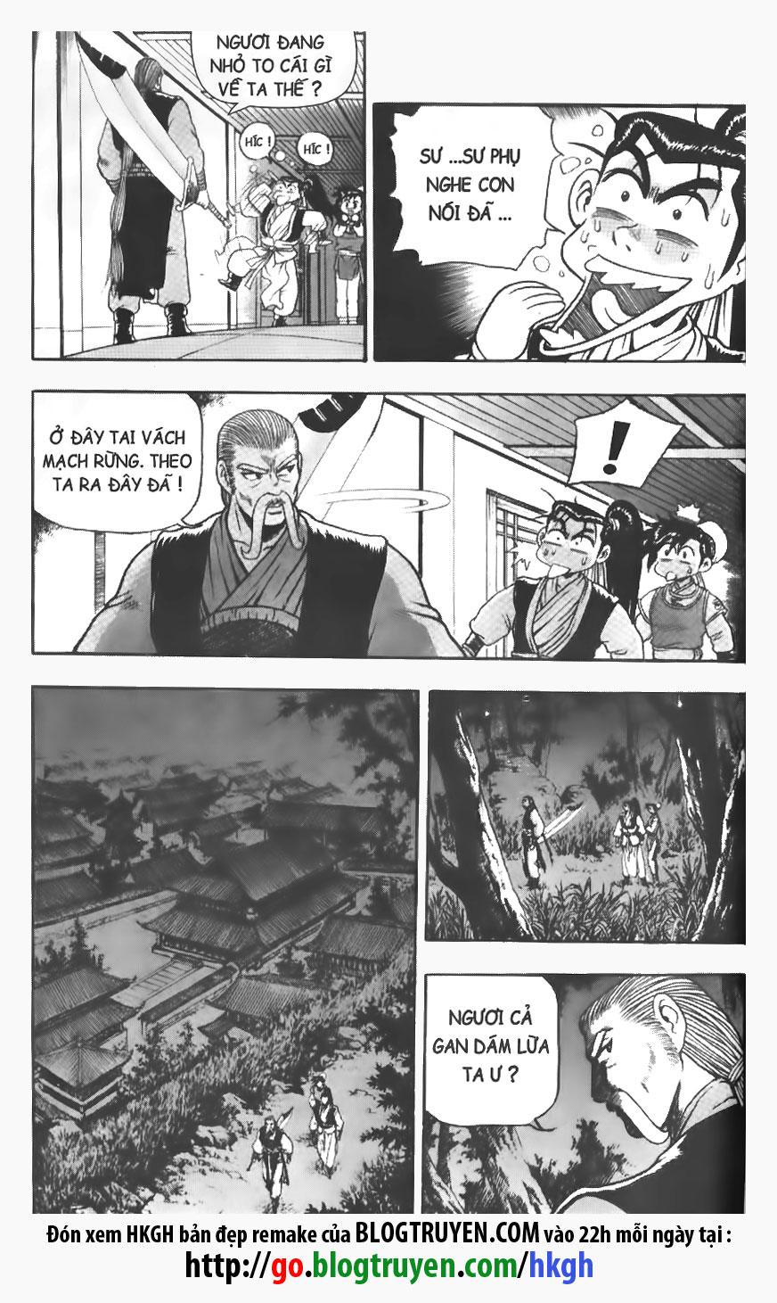 Hiệp Khách Giang Hồ chap 113 page 1 - IZTruyenTranh.com