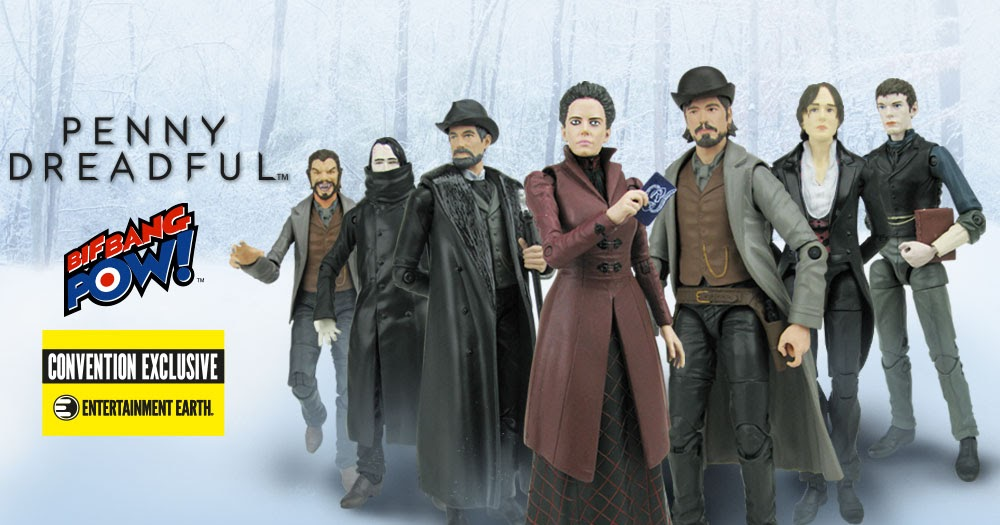 by Bif Bang Pow! Convention Excl Penny Dreadful Vanessa Ives 6-Inch Figure
