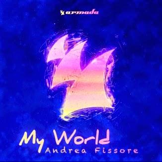 Andrea Fissore  Debut Artist Album  'My World'