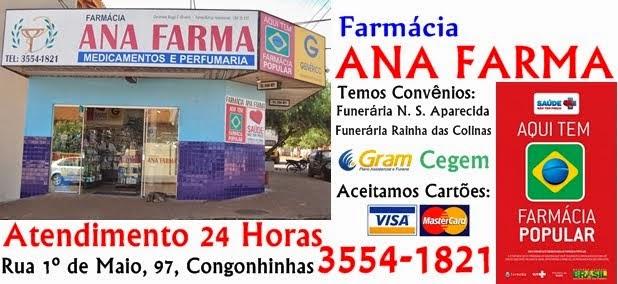 Farmácia ANA FARMA