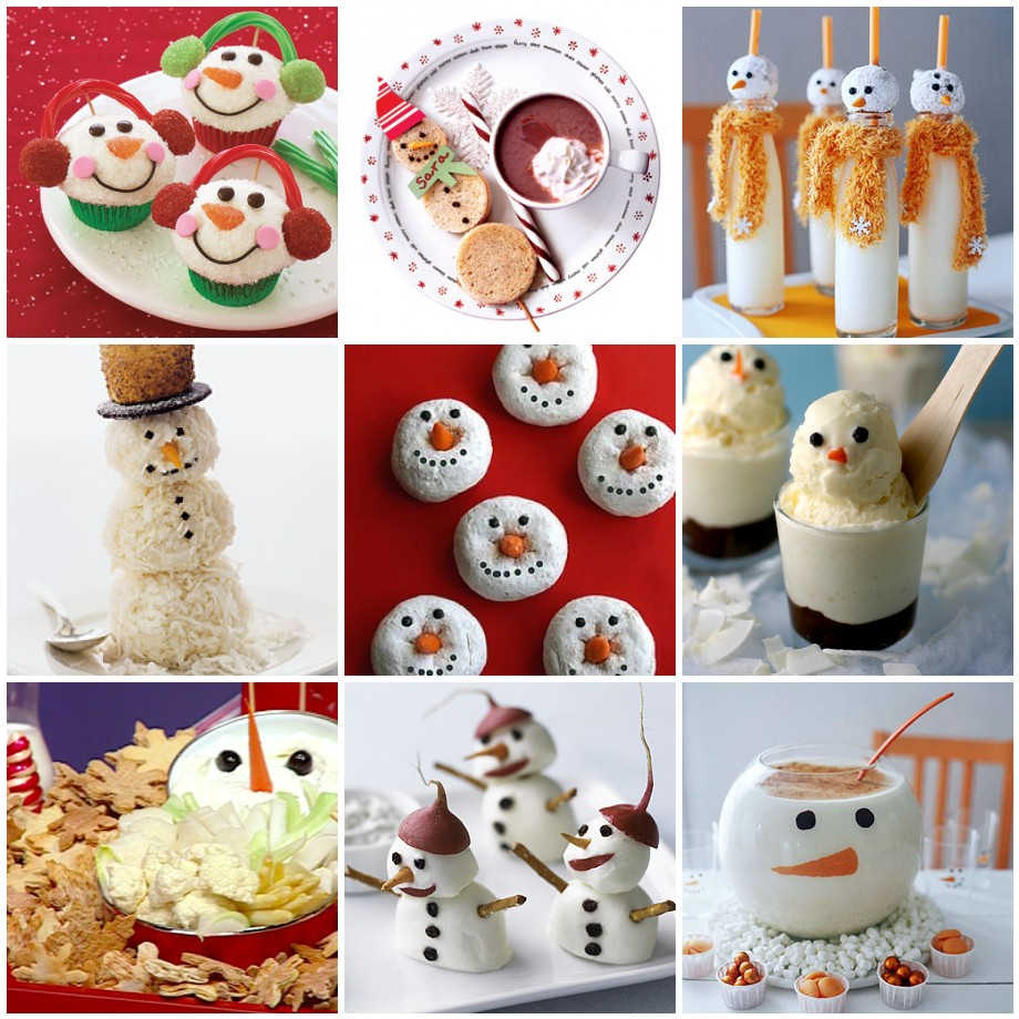 Sheek Shindigs: {Party Ideas} A Snowman Themed Party