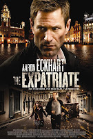 the expatriate aaron eckhart movie poster