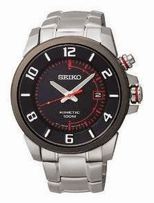 Seiko Kinetic Watch SKA553