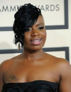 Fantasia Barrino Tattoo Designs