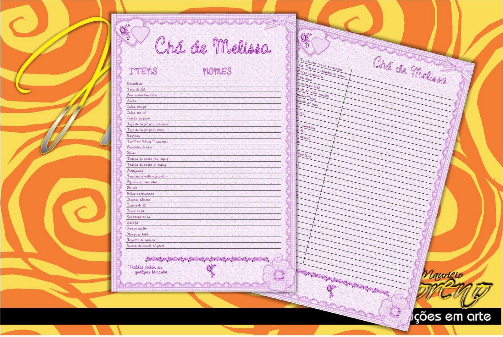 Convite De Ch   De Beb
