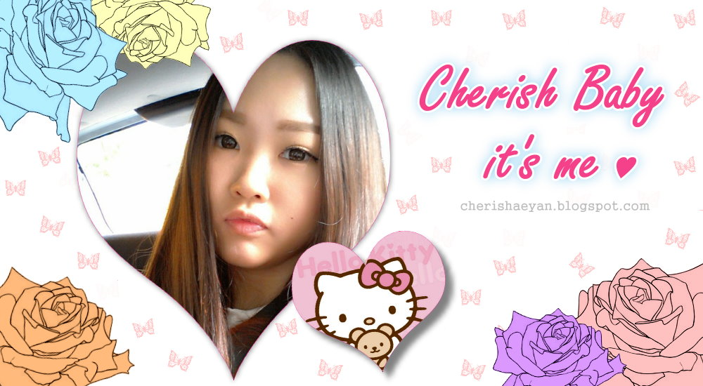 Cherish Baby, it's me ♥