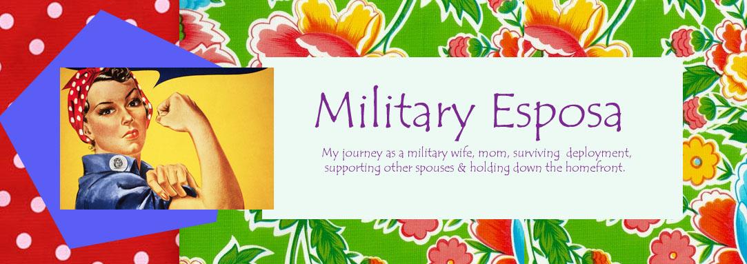 Military Esposa