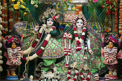 Sri Sri Sri Radha Vrindavana Chandra - Photos, Darshan, Glimpses - RVCTD Blog
