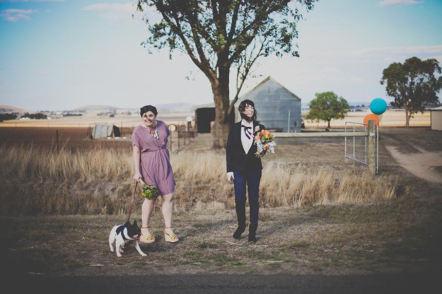 ballarat farm wedding