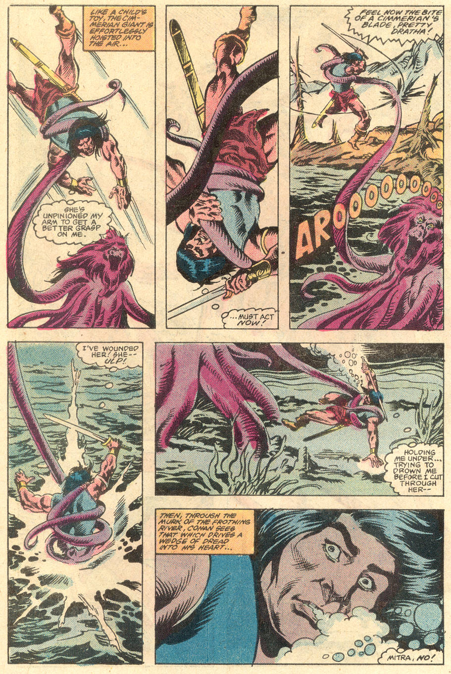 Conan the Barbarian (1970) Issue #136 #148 - English 19