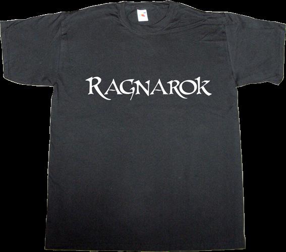 ragnarok apocalypse viking t-shirt ephemeral-t-shirts