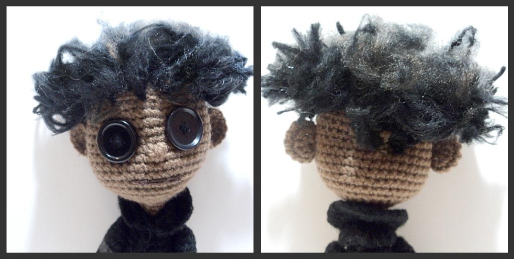 Coraline Doll Free Crochet Pattern Amigurumi To Go : Wybie Doll Button Eyes Free Crochet Pattern ~ Amigurumi To Go