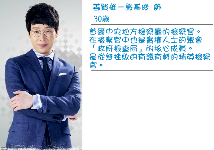 2015韓劇 蒙面檢察官線上看