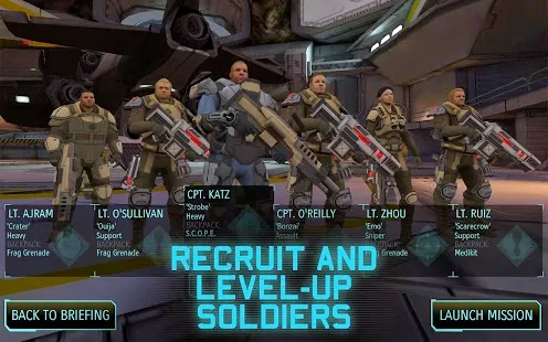 XCOM®: Enemy Unknown Apk Android Data İndir