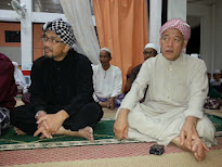 TAZKIRAH SEMPENA IFTAR BERSAMA YB TN HJ RAZALY HASSAN, ADUN DUSUN TUA.