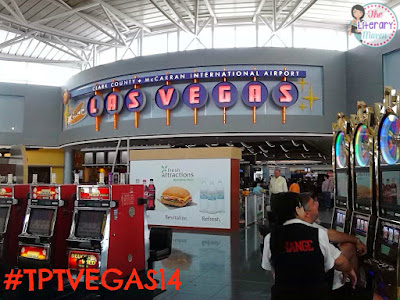 The Literary Maven reflects on the first Teachers Pay Teachers Conference in Vegas in 2014.