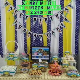 Birthday Celebration Luqman Faris | 12/12/2015 @ Balakong, Selangor