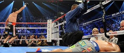 Juan Manuel Marquez knocks out Manny Pacquiao