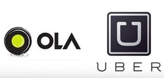 Review : Uber vs Ola for a First Time User in India !