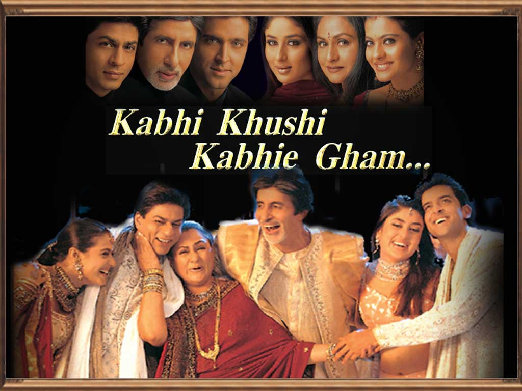 Kabhi Khushi Kabhie Gham Also Known Melodramatic