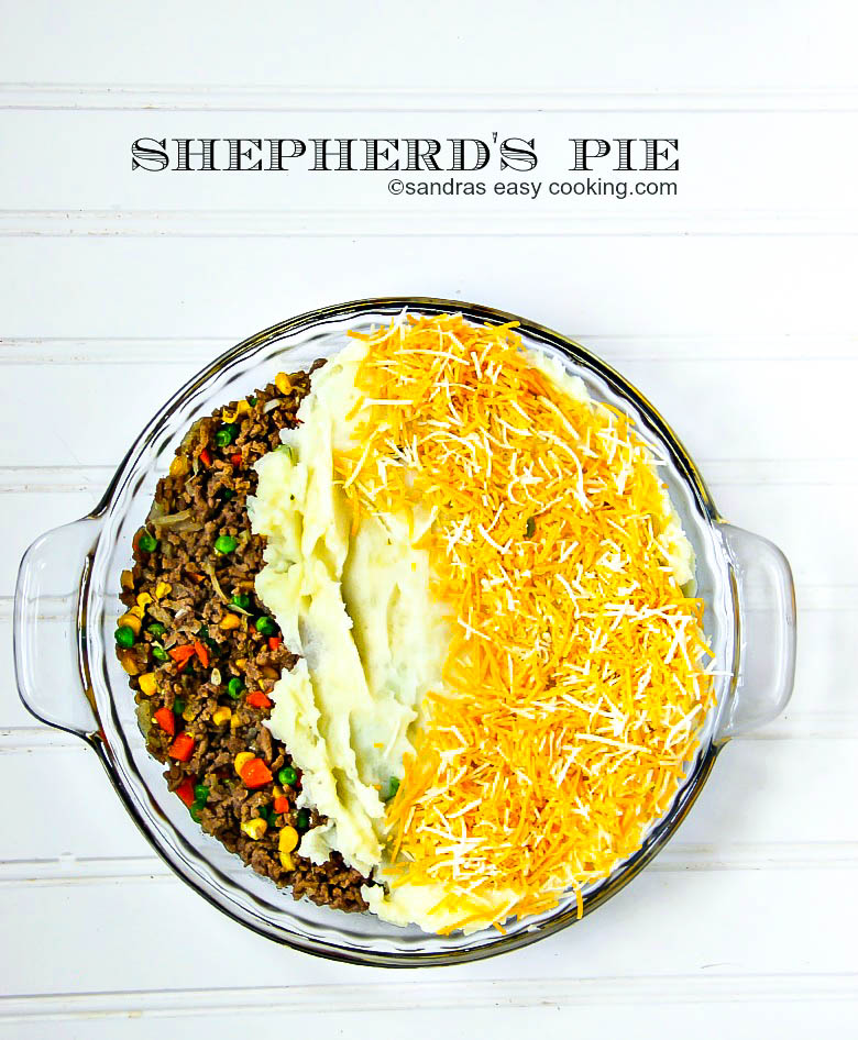 Shepherd's Pie (Cottage Pie) #food #foodlove #recipes #homemade