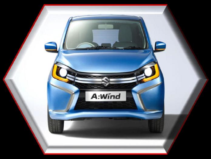 Suzuki A:Wind Concept, Mobil Murah Terbaru dari Suzuki