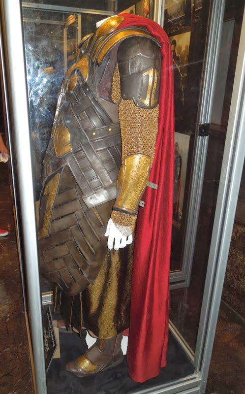 Odin film costume Thor Dark World