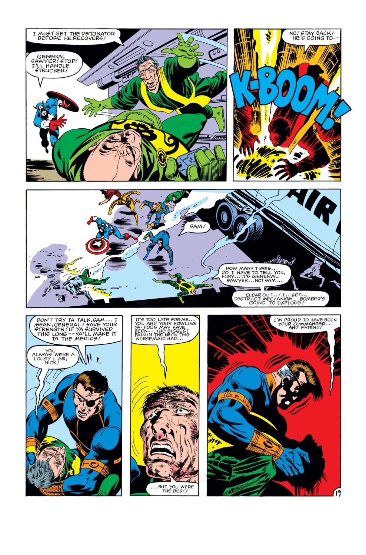 Captain America (1968) Issue #274 #190 - English 20
