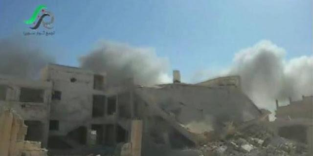 Anak Imam Samudera Tewas dalam Pertempuran di Suriah