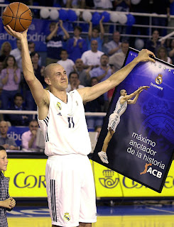 Herreros máximo anotador ACB
